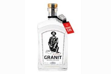 Granit Gin – Über Naturstein filtriert, einzigartig im Geschmack