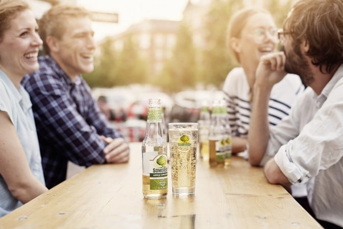 Sommersby Cidre