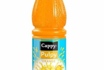 Coca Cola lanciert Cappy Pulpy