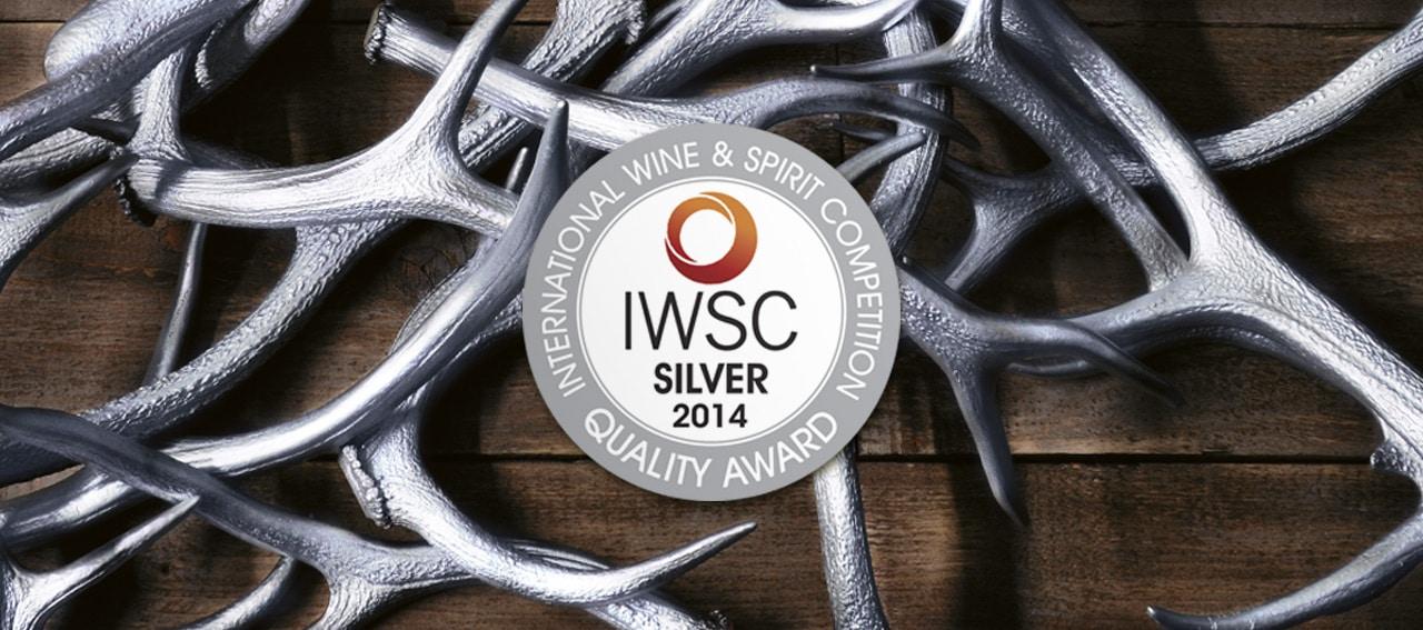 W-Wodqa gewinnt Silbermedaille beim IWSC 2014