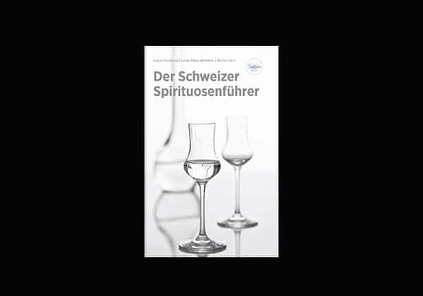 Buch-Tipp: Der Schweizer Spirituosenführer