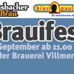 Plakat Brauifest 2014