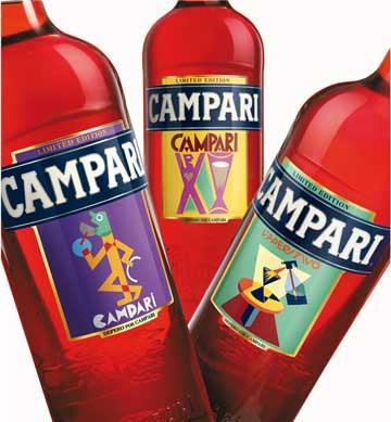 Campari präsentiert limitierte Kunst-Edition 2014
