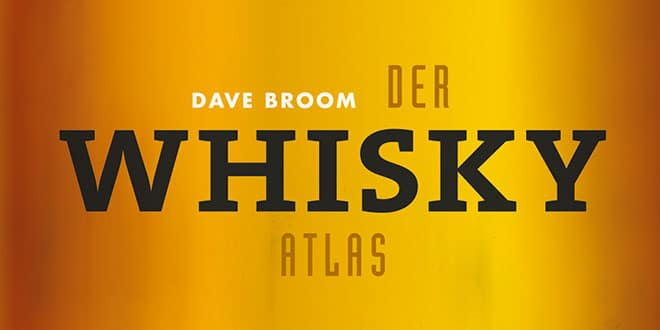 Cover Der Whiskyatlas von Dave Broom
