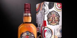 Auch für Chivas gibt es eine Promoaktion