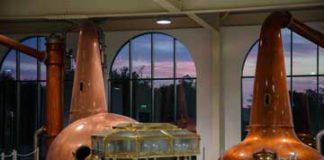 Neueröffnung der Tullamore Destillerie