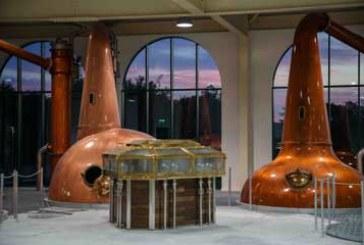 Eröffnung der neuen Tullamore Destillerie