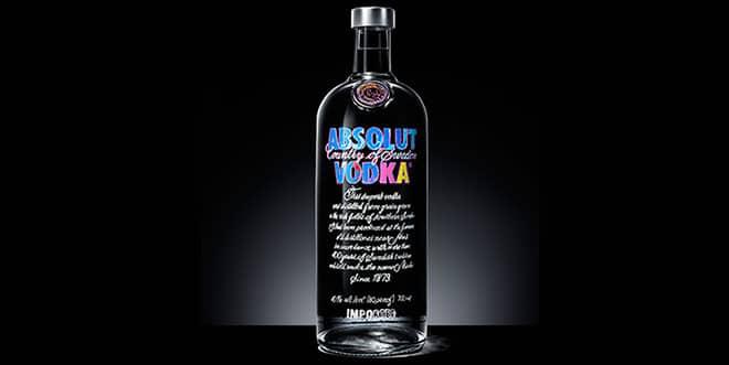 Absolut Wodka: Warhol Edition