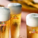 Bier schäumt nicht vor Wut!