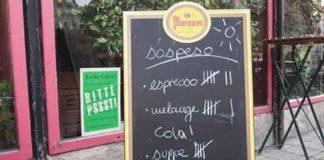 Kaffee teilen kommt in Mode