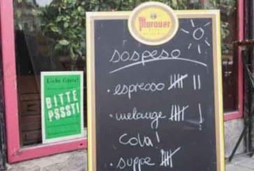 Der geteilte Kaffee
