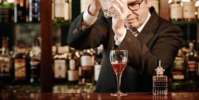 Kronenhalle Bar nimmt auch an der Bartender-Journey teil
