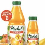 Sunshine - neuer Fruchtsaft von Michel