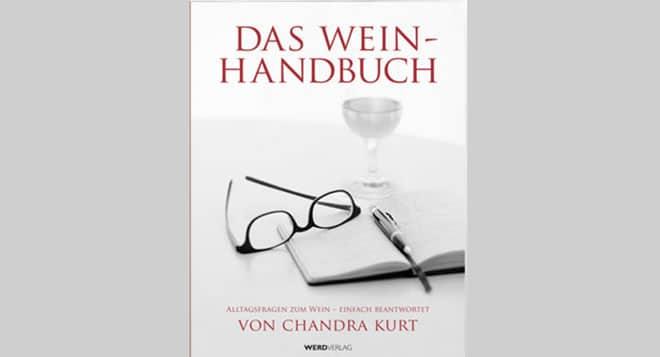 Cover Das Weinhandbuch von Chandra Kurt