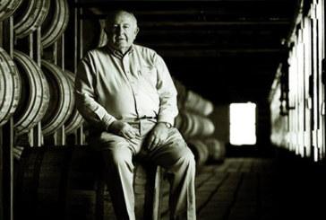 Wild Turkey Master Distiller James Russell erhält Auszeichnung