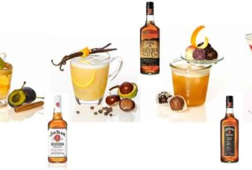 Vier winterliche Cocktail Newcomer