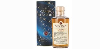 Sibona Grappa mit Weihnachts_Edition