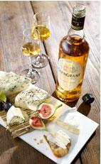 Whisky passt auch zu Käse oder Schokolade