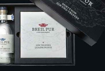 Breil Pur Gin: 100% biologisch, 100% Alpenwacholder aus der Schweiz