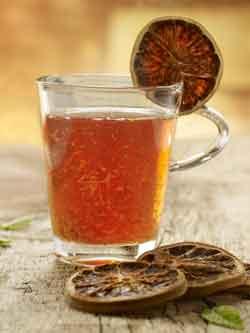 Cranberry-Orangen Darjeeling