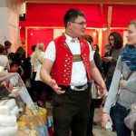 Vom 4.-6. November findet in Zürich die Slowfood Messe statt
