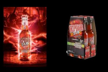 Energize your night: Desperados Red elektrisiert die Nacht!
