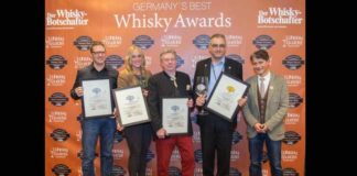 German's Best Whisky Awards 2014