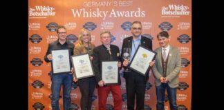 German's Best Whisky Awards 2014