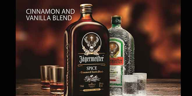 Jägermeister SPICE: Winterliche Note mit Zimt und Vanille