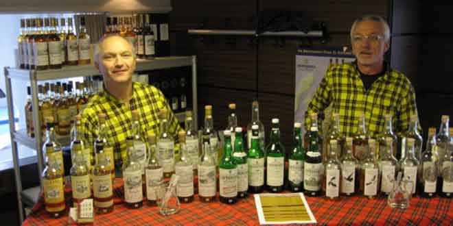 Das Whiskyschiff Zürich 2015 legt bald an