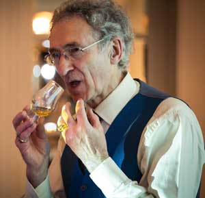 Dennis Malcolm, Master Distiller von Glen Grant