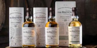 The Balvenie Single Barrels