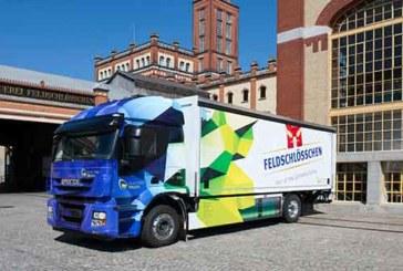 Feldschlösschen mit 18-Tonnen-Elektro-LKW zweiter Sieger des Klimapreises 2014