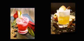 Spritzige alkoholfreie Cocktails für kalte Wintertage
