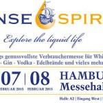 Veranstaltungsplakat der Hanse spirit Hamburg 2015