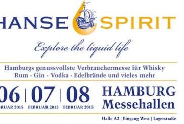 HANSE SPIRIT Hamburg 2015 zum Fünften!