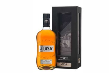 Neue Whisky Raritäten bei BORCO – Jura 21YO und Jura 1984