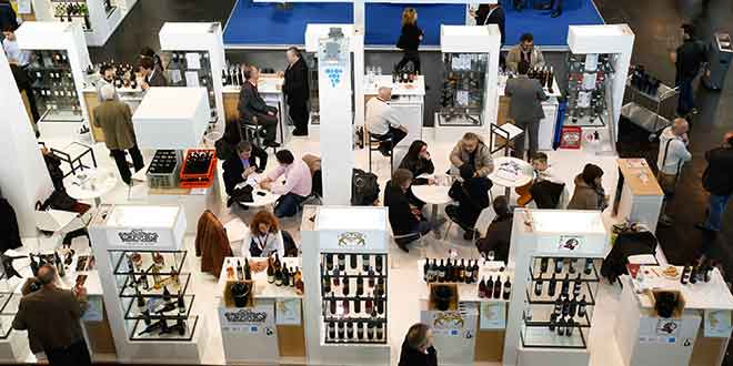 "Pro Wein 2015 Düsseldorf mit Sonderschau ""same but different"""