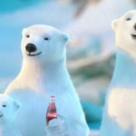 Die Cola Eisbären sind wieder am start