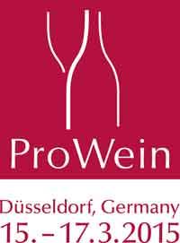 Logo ProWein Düsseldorf 2015