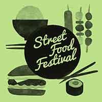 Das Plakat zum Zürcher Streetfood Festival