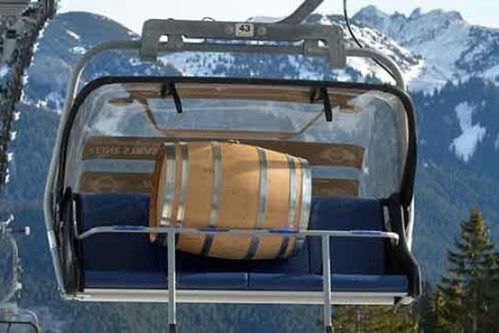 Startschuss für die neue SLYRS Whisky Mountain Edition