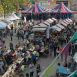 Streetfood Festival Zürich: ollende Restaurants erobern die urbane Landschaft