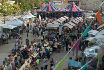 Street food Festival: rollende Restaurants erobern Zürich