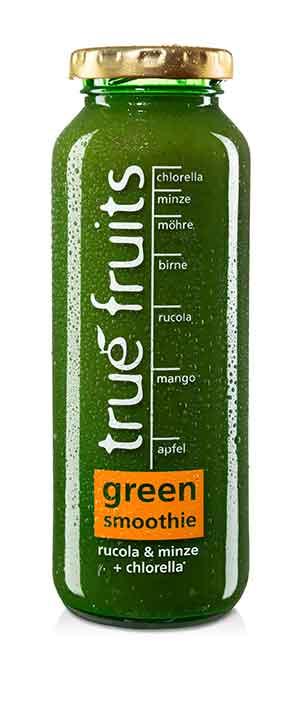 Green Smoothie Nr. 2: Grünzeugs das schmeckt