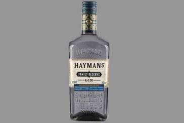 Hayman´s Family Reserve Gin: Neues Flaschen-Design