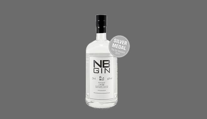 NB Gin bei der After Show Party der BRIT Awards