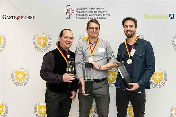 Schweizermeisterschaft der Bier Sommeliers 2015