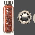 true fruits entwickelt Streuer & Gießer für seine Smoothie-Flaschen