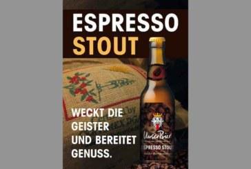 Espresso Stout: 2'000 Espressi für ein Bier!
